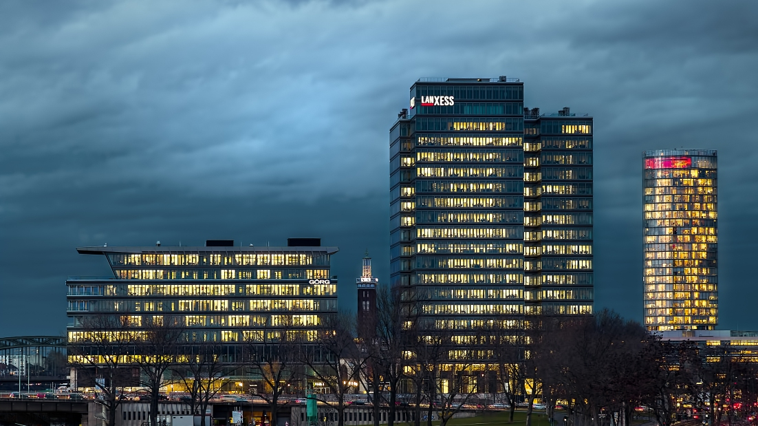 Lanxess-Tower