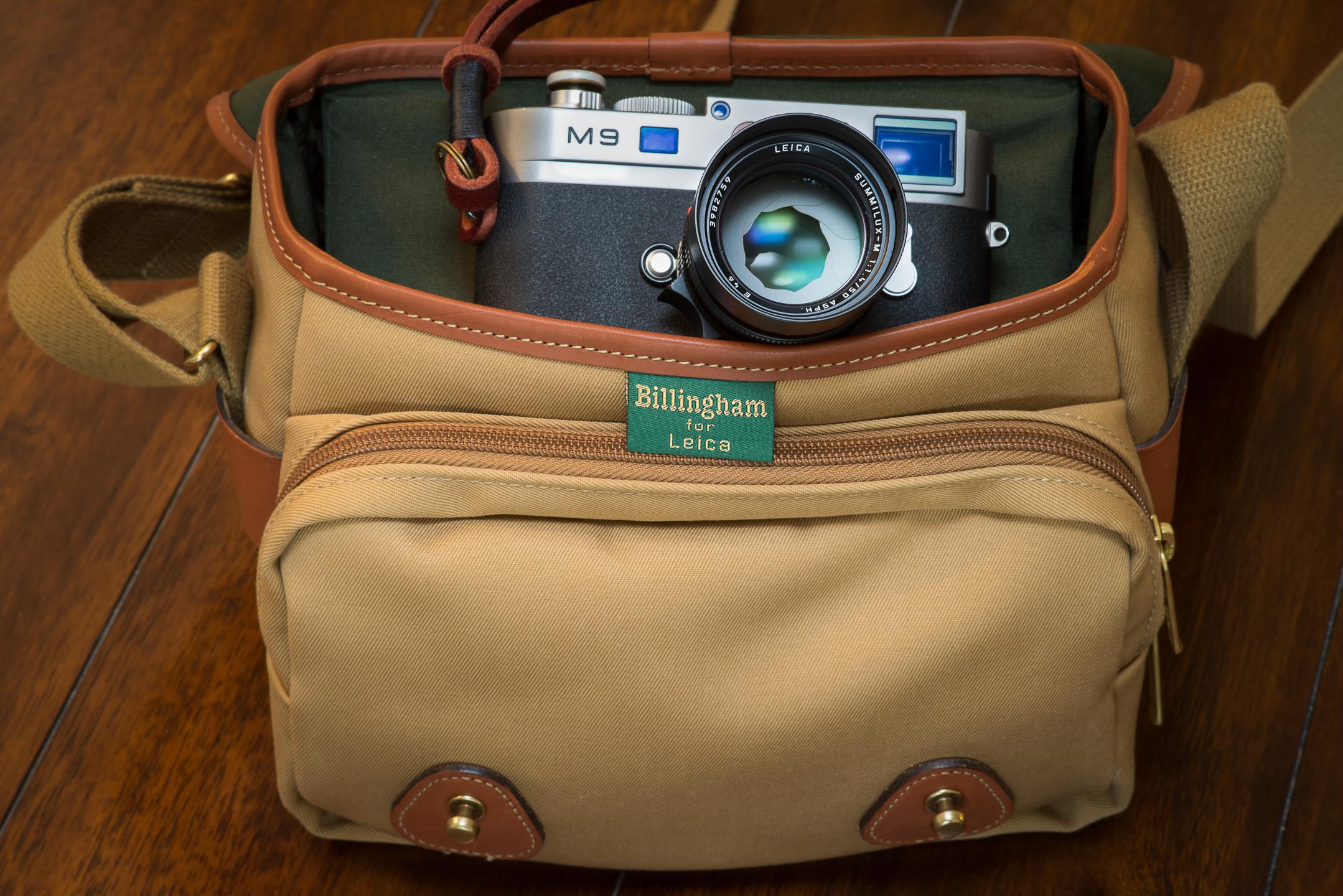 Leicaand Bag